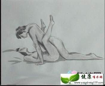 活用男上位做爱姿势(3)